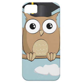 Graduate Owl iPhone 5 Case