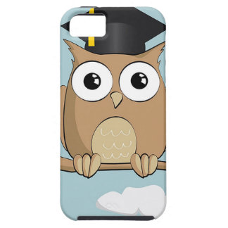 Graduate Owl iPhone 5 Covers