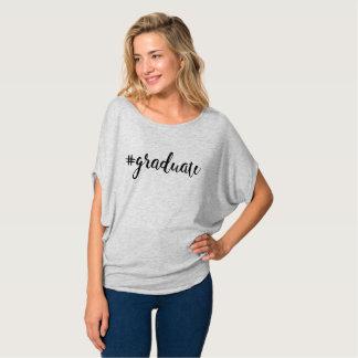 #graduate T-Shirt