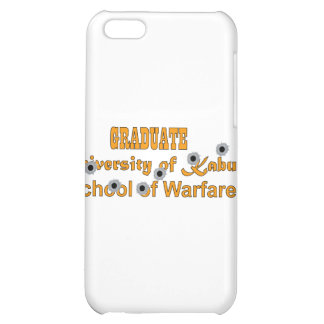 Graduate-University of Kabul-School of Warfare Case For iPhone 5C