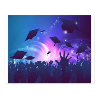 Graduates Celebrating Postcard