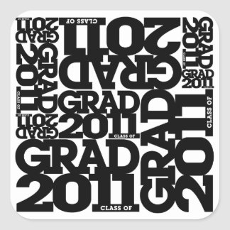 Graduation 2011 Sticker 1