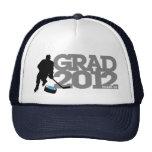 Graduation 2012 Hat Hockey