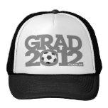 Graduation 2012 Hat Soccer