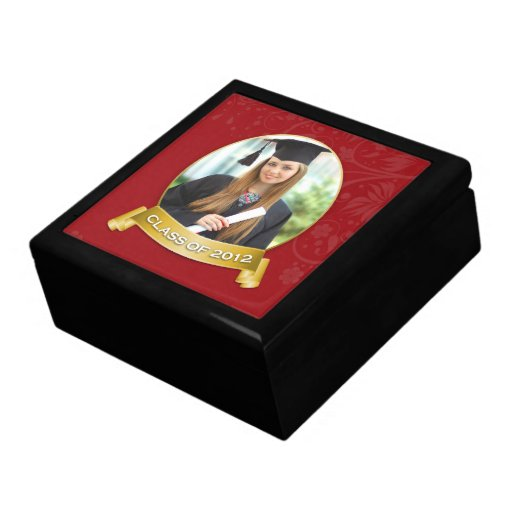Graduation 2012 Photo Gift Box (biggest size)