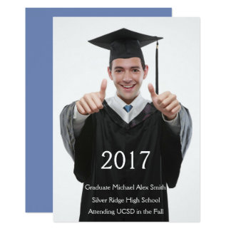 Graduation Announcement Grad Invitation Invites