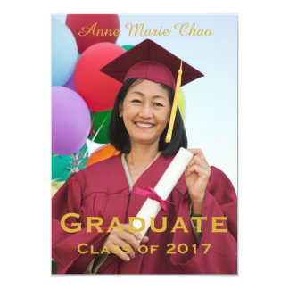 Graduation Announcement Graduation Invitation