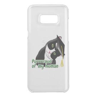 Graduation Cat Uncommon Samsung Galaxy S8 Plus Case
