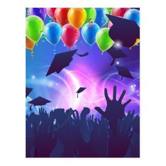 Graduation Celebration Party Postcard