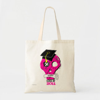 Graduation Class Of 2011 Bag Skull 2