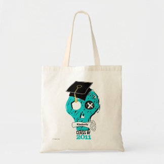 Graduation Class Of 2011 Bag Skull 3