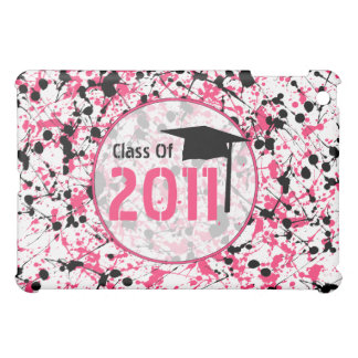Graduation Class of 2011 Paint Spler Case For The iPad Mini