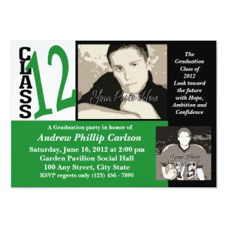 Graduation Class of 2012/ Green Card