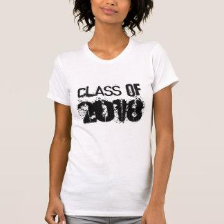 Graduation Class of 2018 t-shirt
