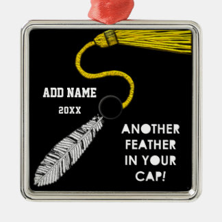 Graduation Collectible Metal Ornament
