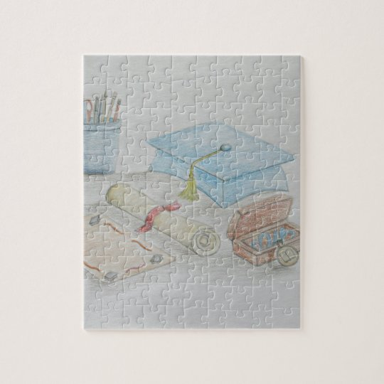 graduation day jigsaw puzzle