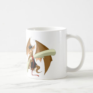 Graduation Dragon Mug