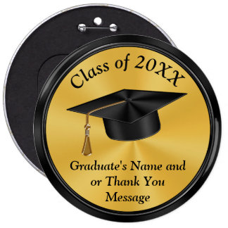 Graduation Favor Pins for Graduate and Guests