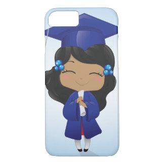 Graduation Girl iPhone 7 Case