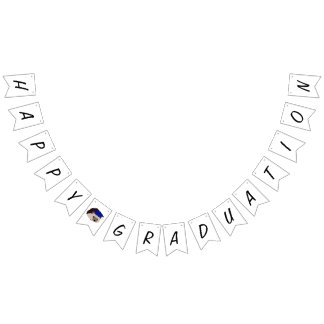 Graduation Hedgehog, Blue - Banner