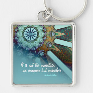 Graduation Inspirational Gift Art Keychain