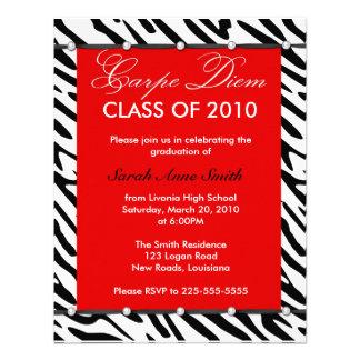 Graduation Custom Invite