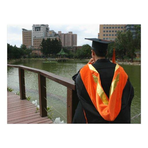 Graduation Personalized Announcement