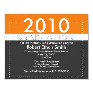 Graduation Personalized Invitation