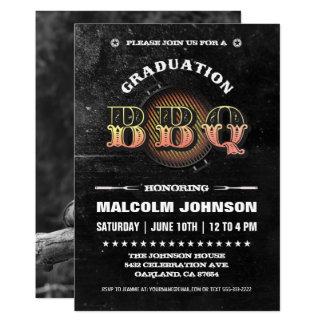 Graduation Invitations | BBQ Party