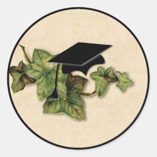 Graduation Ivy Sticker