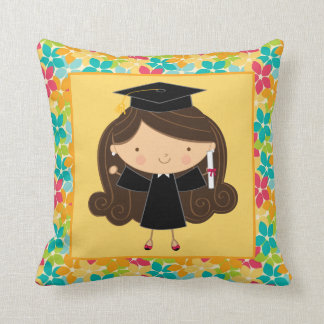 Graduation Keepsake Gift Throw Pillow Gift