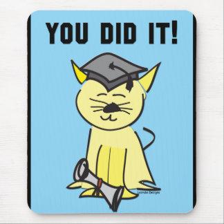 Graduation Keepsakes Mouse Pad