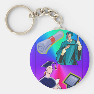 Graduation Key chain