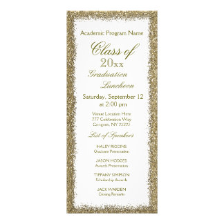Graduation Luncheon Invitation