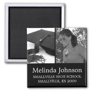 Graduation magnet Custom photo