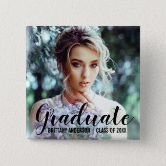Graduation Modern Photo Button Script SqCB