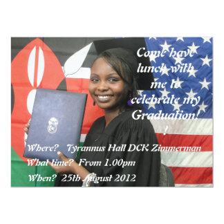Graduation Party Invitation Cards
