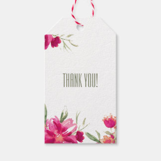 Graduation Party Thank You Gift Tags