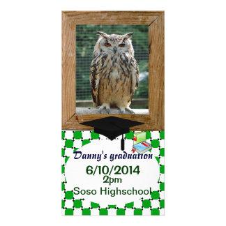 Graduation Photo Card Template
