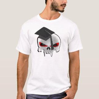 Graduation Skull T-Shirt