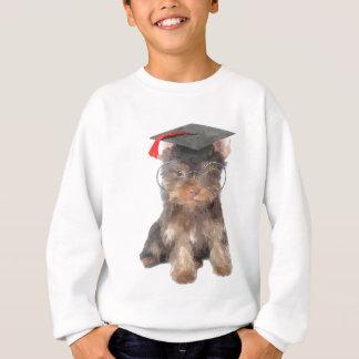 Graduation Yorkshire Terrier Sweatshirt
