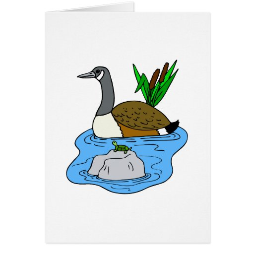 Grady Goose Greeting Cards