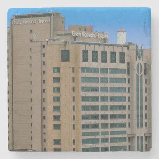Grady Hospital, Atlanta Marble Coaster Stone Coaster