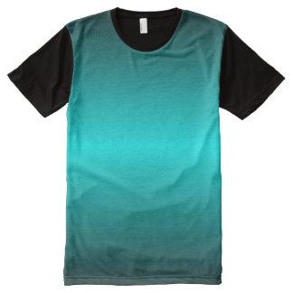 Graedient Aqua™ All-Over Print T-Shirt