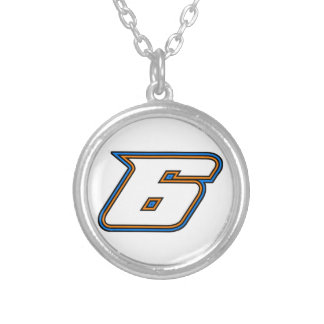 Graeme Short Racing Necklace