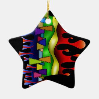 Grafenonci V2 Ceramic Star Ornament