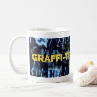GRAFFI-TEA FOR TWO? COFFEE MUG