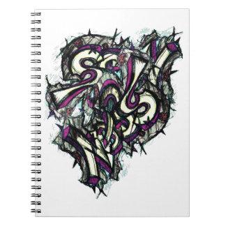 Graffit Letters Notebook