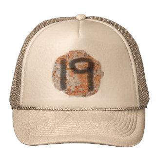 Graffiti 19th Birthday Gifts Trucker Hat