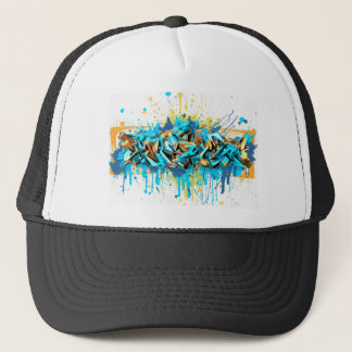 Graffiti A-Series Baseball Cap